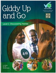 4-H Giddy Up & Go - Level 1 01518Y