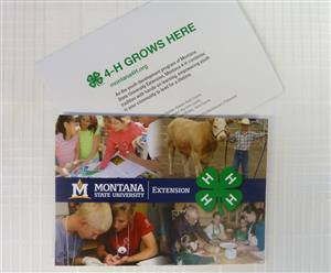 4-H/Extension Note Cards (pkg of 10) 4H0001