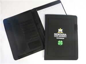 4-H/Extension Logo Padfolio 4H0002