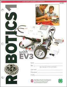 4-H Robotics 1 with EV3 4H507