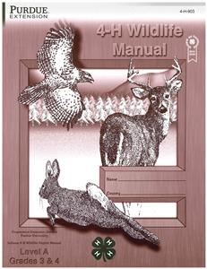 4-H Wildlife Manual 4H903