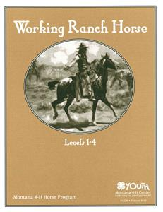 4-H Working Ranch Horse Levels 1-4 5250