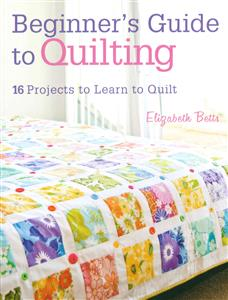 4-H Beginners Guide to Quilting: 16 Projects to Learn to Quilt 5340