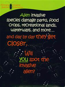 4-H Alien Invasive Pest Species Folder 5344