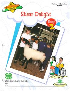 4-H Shear Delight  - Sheep  2 BU6368