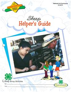4-H Sheep Helper's Guide BU6370