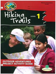4-H Hiking Trails - Level 1 BU8043