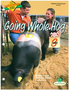 4-H Going Whole Hog - Swine 3 BU8067