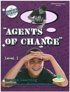 4-H Agents of Change-Level 1 BU8182