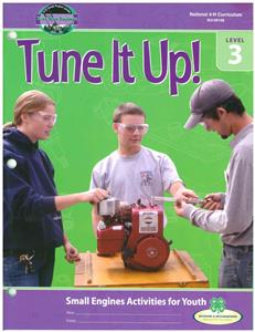 4-H Tune It Up! - Level 3 BU8188