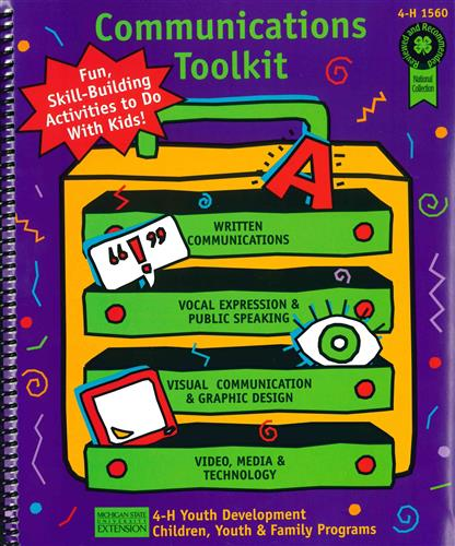 4-H Communications Toolkit MI1560
