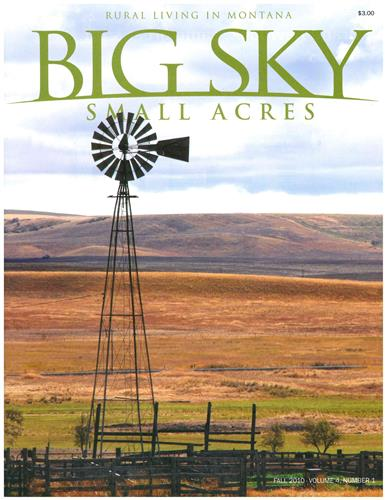 Big Sky Small Acres - Fall 2010 BSSAV4I1