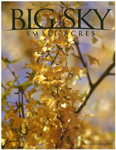 Big Sky Small Acres - Fall 2011 BSSAV5I1