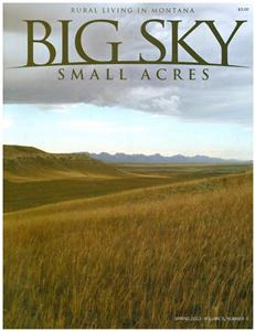 Big Sky Small Acres - Spring 2012 BSSAV5I3