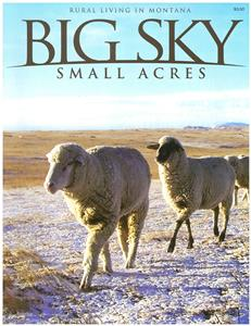 Big Sky Small Acres - Winter 2012 BSSAV6I2