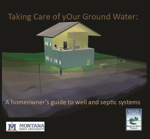 Taking Care of Your Ground Water: A homeowner's guide to well and septic systems DVD008