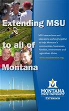24x40 Roll-Up - Extending MSU to all of Montana DSP023