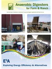 Anaerobic Digesters for Farm and Ranch Folder E3A-AD