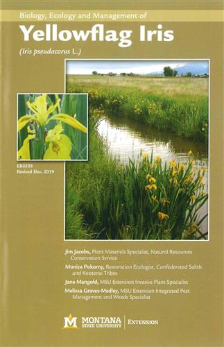 Biology, Ecology and Management of Yellowflag Iris EB0203