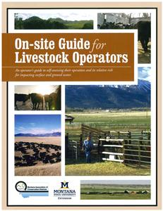 On-site Guide for Livestock Producers EB0213