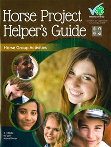 Horse Project Helper's Guide 01523F