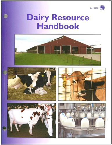 4-H Dairy Resource Handbook 4H127R