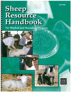 4-H Sheep Resource Handbook 4H194R