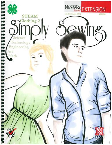 STEAM Clothing 2: Simply Sewing 4H2220