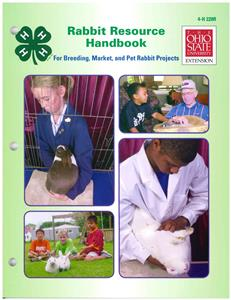 4-H Rabbit Resource Handbook OH228R