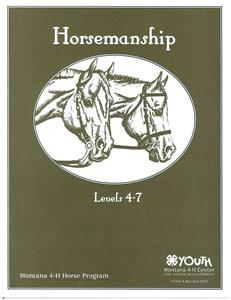 4-H Introduction to Horsemanship Levels 4-7 5262