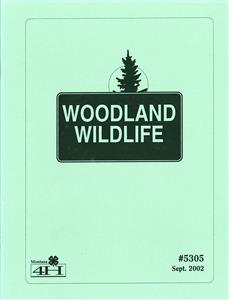 4 H Woodland Wildlife 5305