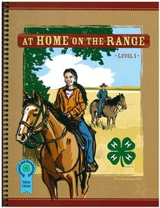 4-H At Home on the Range - Level 1 5311