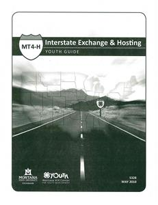 4-H Interstate Exchange & Hosting - Youth Guide 5328
