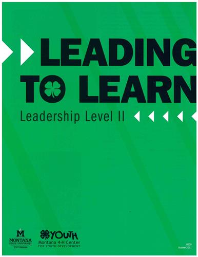 Leading to Learn 5331
