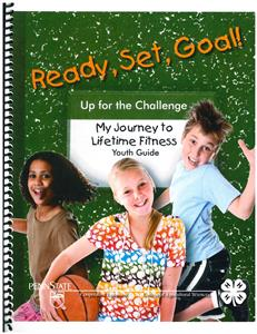 4-H Ready, Set, Goal! Up for the Challenge I0400A