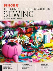 4-H The Singer Complete Photo Guide to Sewing 5338