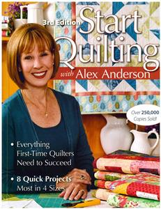 Start Quilting with Alex Anderson 5339
