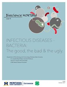 4-H Infectious Diseases: Bioscience Unit 3 5349