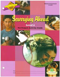 4-H Scurrying Ahead - Pocket Pets 2 BU6360
