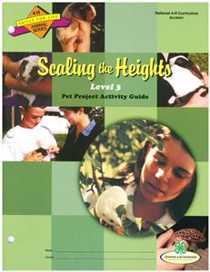 4-H Scaling the Heights - Pocket Pets 3 BU6361