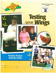 4-H Testing Your Wings - Poultry 2 BU6364