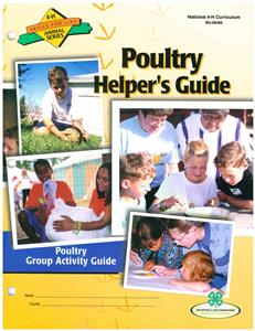 4-H Poultry Helper's Guide BU6366
