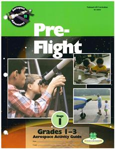 Aerospace Adventures Pre -Flight Stage 1 Grades1-3 BU6842