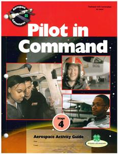 4-H Pilot in Command - Stage 4 BU6845