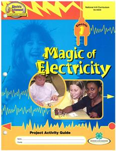 4-H Magic of Electricity - Electric 1 BU6848