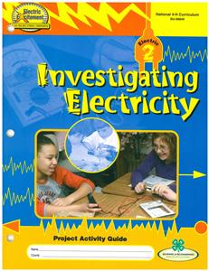 4-H Investigating Electric - Electricity 2 BU6849