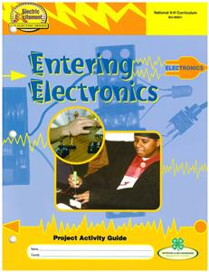 4-H Entering Electronics - Electric 4 BU6851