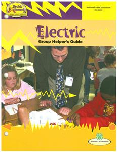 4-H Electric Group Helper's Guide BU6852
