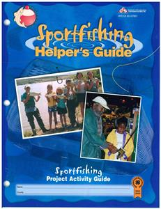 4-H Sport Fishing Helper's Guide BU7601
