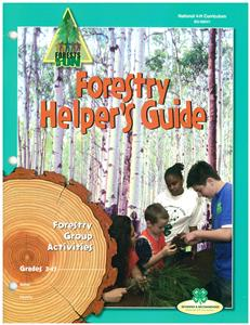 4-H Forestry Helper's Guide BU8041